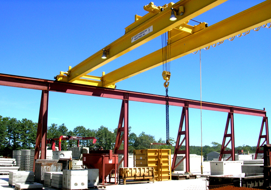 Types of Bridge Cranes