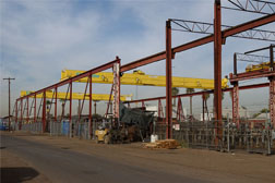 Bridge Crane for Steel Manufacturer