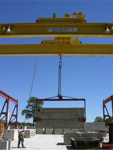 15 ton Double Girder Bridge Crane