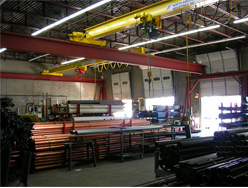 Multiple Bridge Crane System