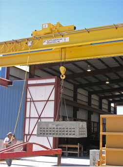 Bridge Crane for Out Door Use